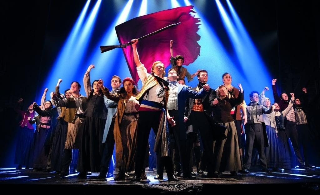 Les Miserables cast taken by Matthew Murphey