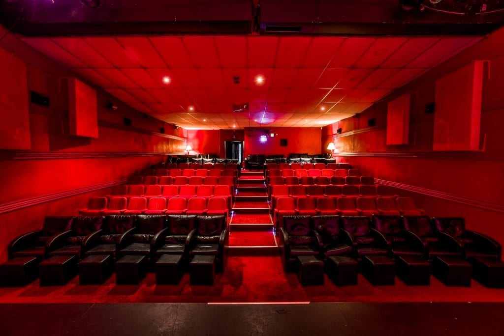 The Electric Cinema is Birmingham's oldest working cinema and a key attraction