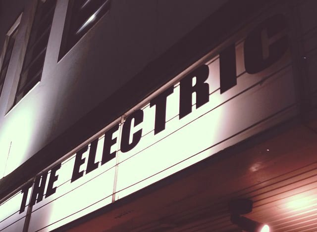 48 Hours With Independent Birmingham The Electric Cinema at night